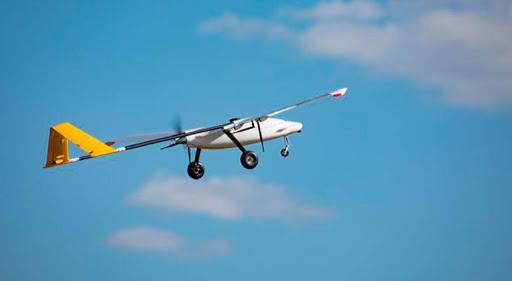 Prueban drones con inteligencia artificial autónomos