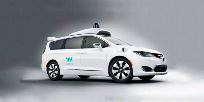 Waymo ofrece viajes en taxis autónomos (no requieren conductor)