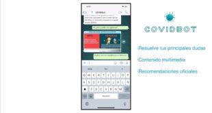 Desarrollan COVIDBot: chat inteligente para combatir la desinformación sobre la pandemia