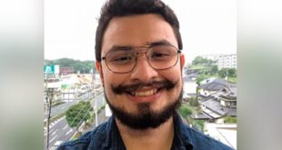 Ingeniero mexicano ganó primer lugar en Concurso de Robótica Japonesa