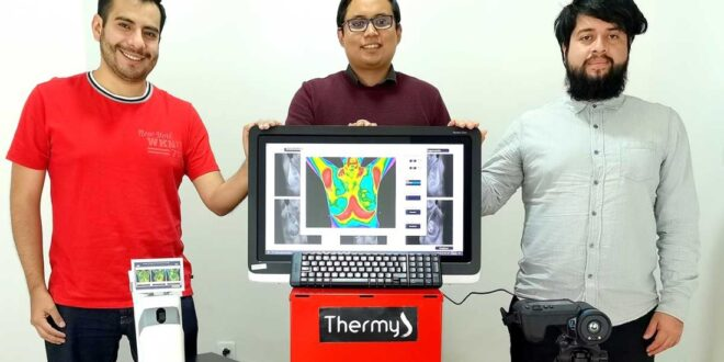 Alumnos del IPN desarrollan dispositivo para detectar cáncer de mama
