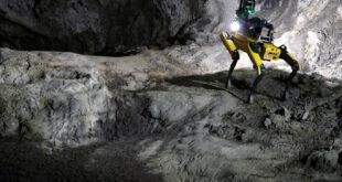 Conoce al perro robot de la NASA que explorará Marte