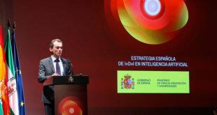 España invertirá 600 millones de euros inteligencia artificial