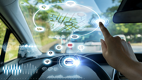 Producen autos ecológicos autónomos basados en 5G en China