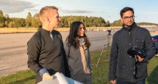 Skyqraft utiliza drones para evaluación de riesgos en instalaciones eléctricas