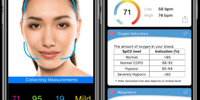 Startup de IA mide los signos vitales a través de las cámaras de los teléfonos