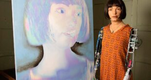 Ai-Da, robot inteligente, exhibirá una serie de autorretratos artísticos en museo de Londres
