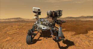 ¿Cuál es la misión del rover Perseverance de la NASA en Marte?