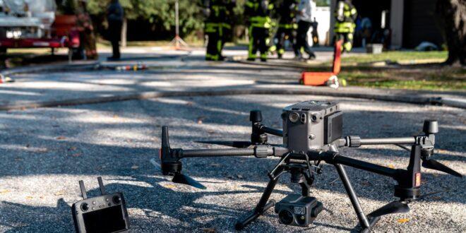 Los drones han multiplicado sus usos, uno de ellos la seguridad como los ha enfocado Seguritech.