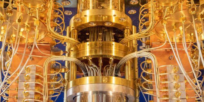 El mundo espera la gran computadora cuántica