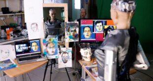 Sophia: primer robot en vender su arte digital