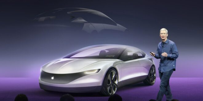 Tim Cook revela la posibilidad de un Apple Car
